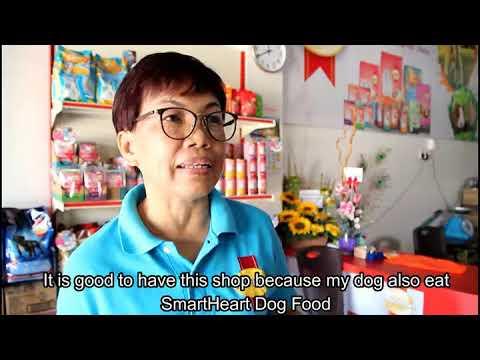 SmartHeart Pet Food Concept Store 2018 – Yuen Seng Trading