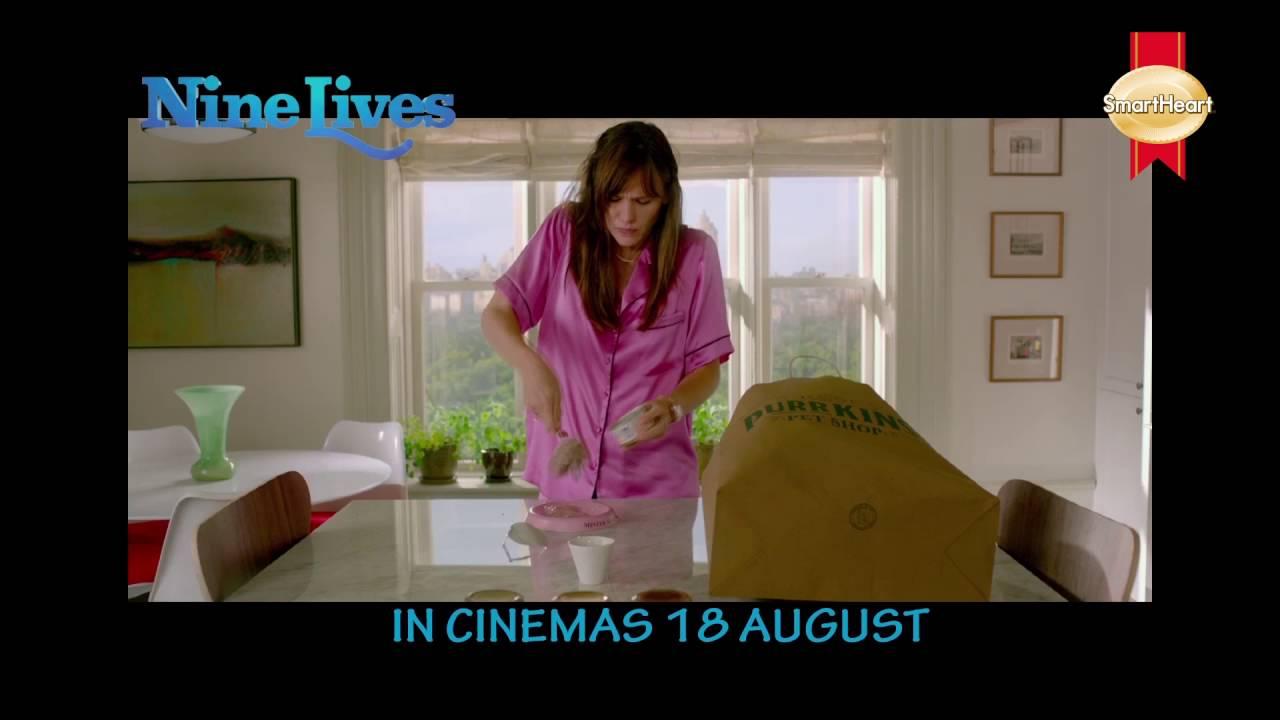 Nine Lives 15s Teaser – Sponsored By SmartHeart