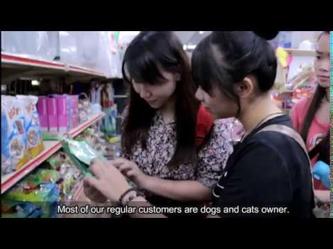 SmartHeart Pet Food Concept Store 2018 – Papa Mana Pet Shop