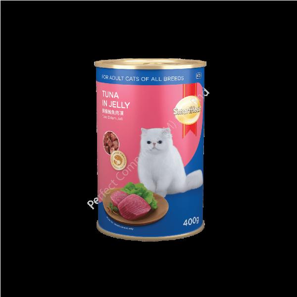 SmartHeart Cat Canned Tuna in Jelly