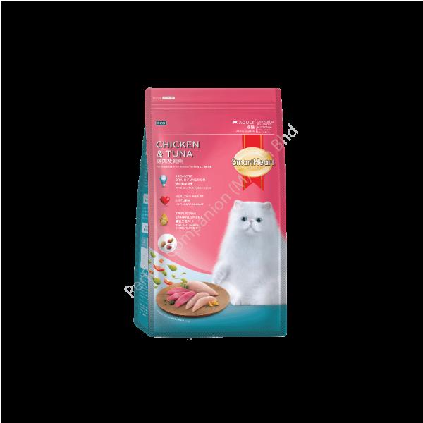 SmartHeart Cat Dry Food Chicken & Tuna