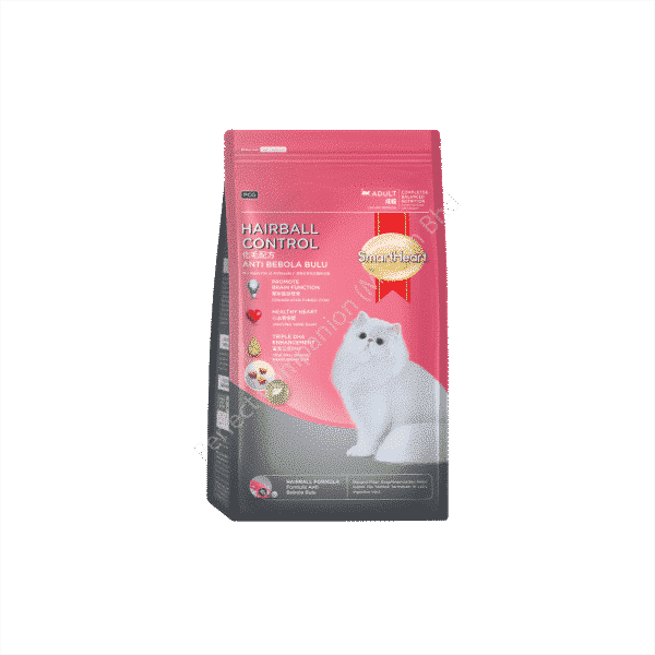 SmartHeart Cat Dry Food Hairball Control