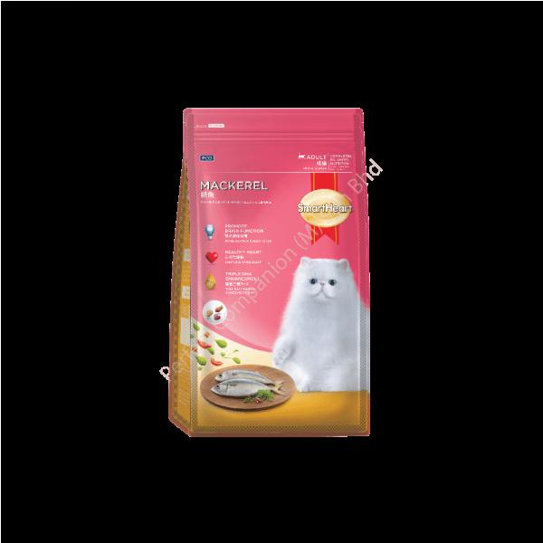 SmartHeart Cat Dry Food Mackerel