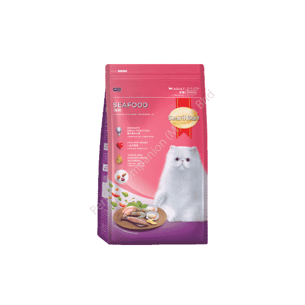 SmartHeart Cat Dry Food Seafood