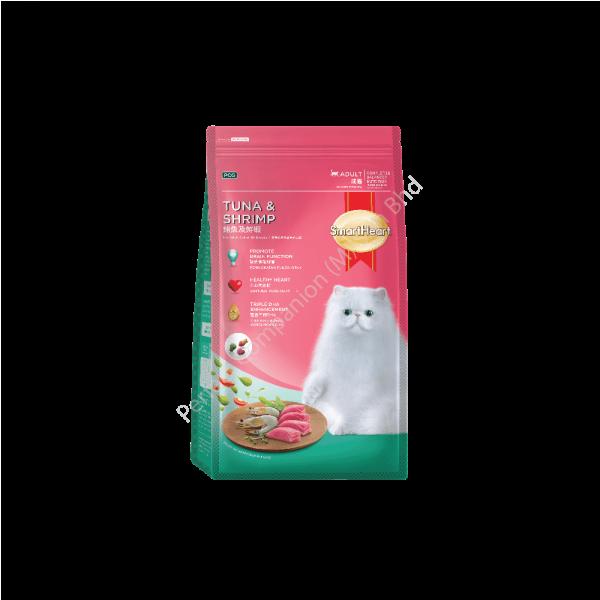 SmartHeart Cat Dry Food Tuna & Shrimp