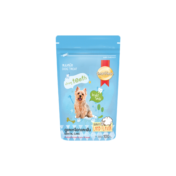 SmartHeart Dog Treat Dental Care