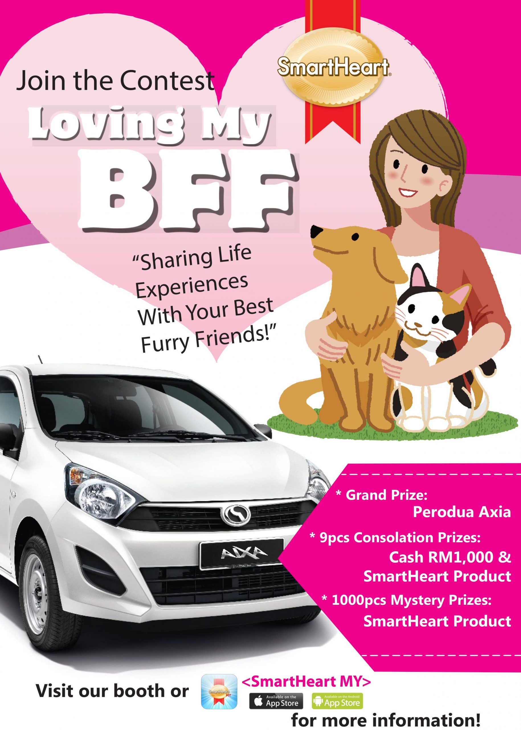 SmartHeart – Loving My BFF