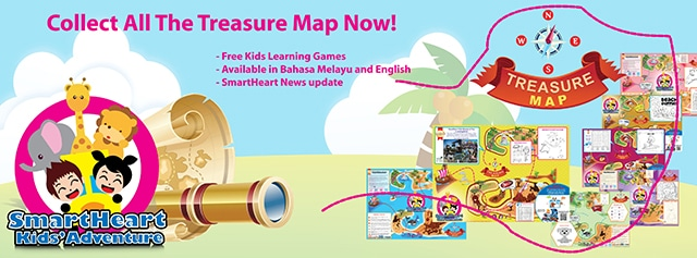 Collect All Treasure Maps Now!