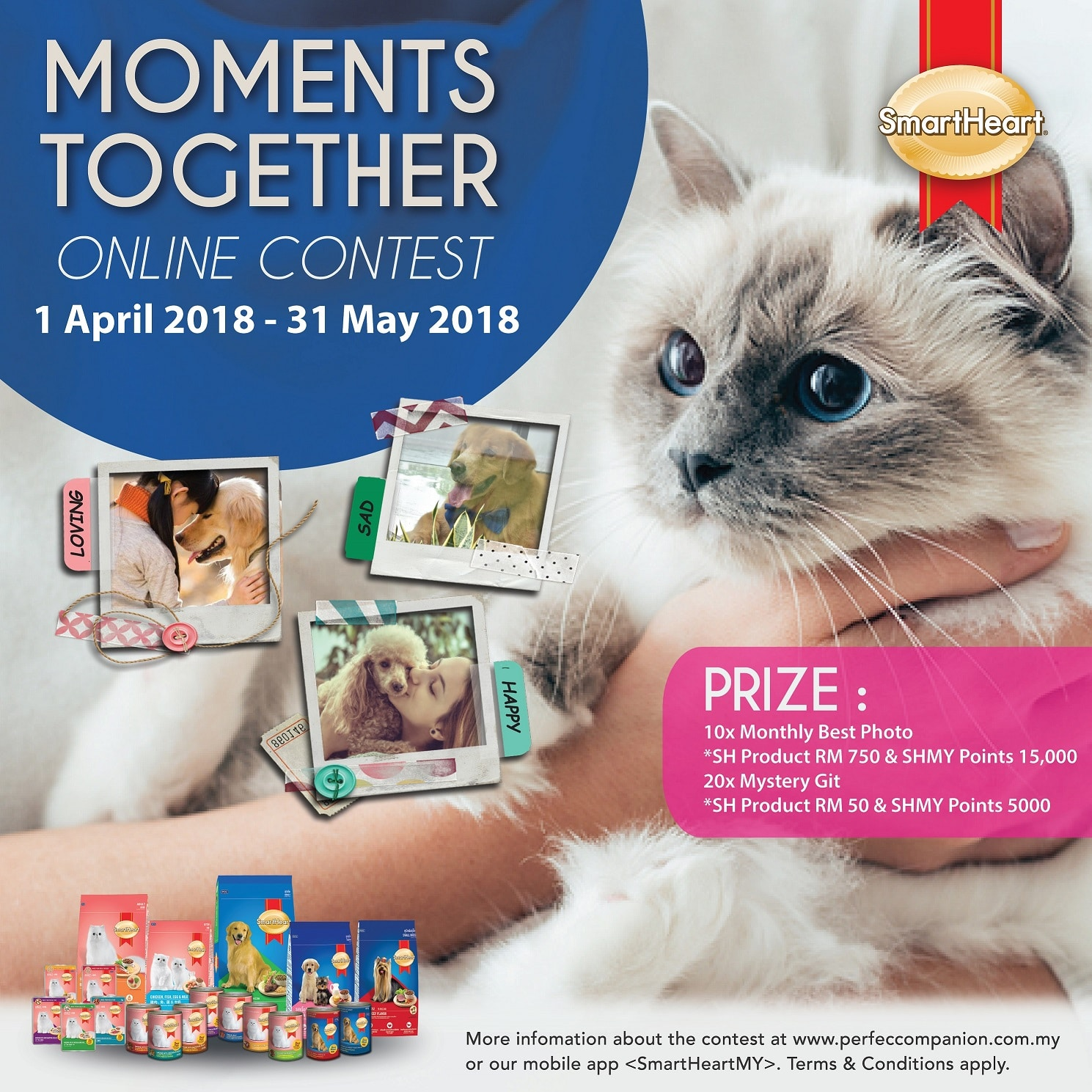 Moments Together Photo Contest (1 April – 31 May 2018)