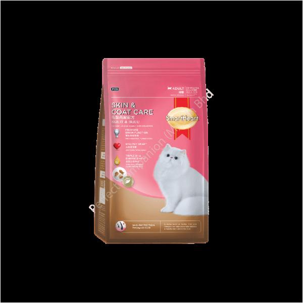 SmartHeart Cat Dry Food Skin & Coat Formula