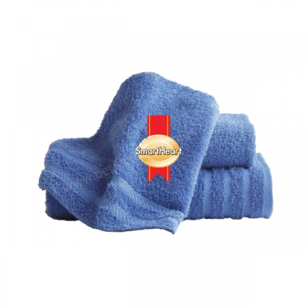 SH Blue Face Towel