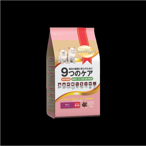 SmartHeart Gold Kitten Formula