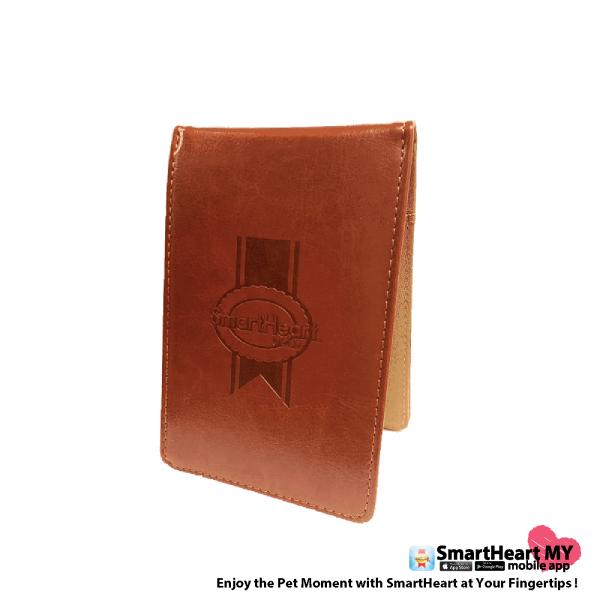 SmartHeart Gold Notepad