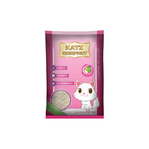 Katz Comfort Cat Litter – Apple