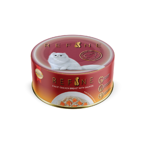 Refine Canned – Finest Chicken Breast with Salmon