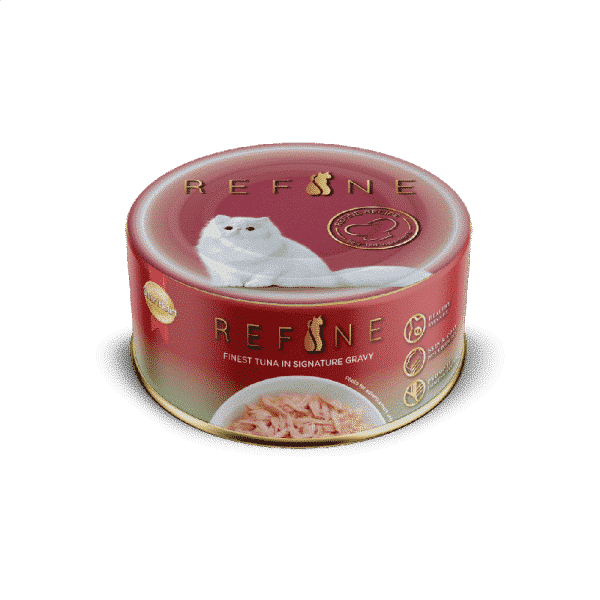 Refine Canned – Finest Tuna in Signature Gravy