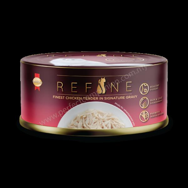 REFINE Canned – Finest Chicken Tender in Signature Gravy