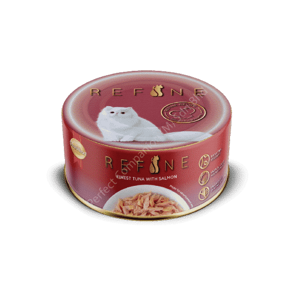 REFINE Canned – Finest Tuna with Salmon