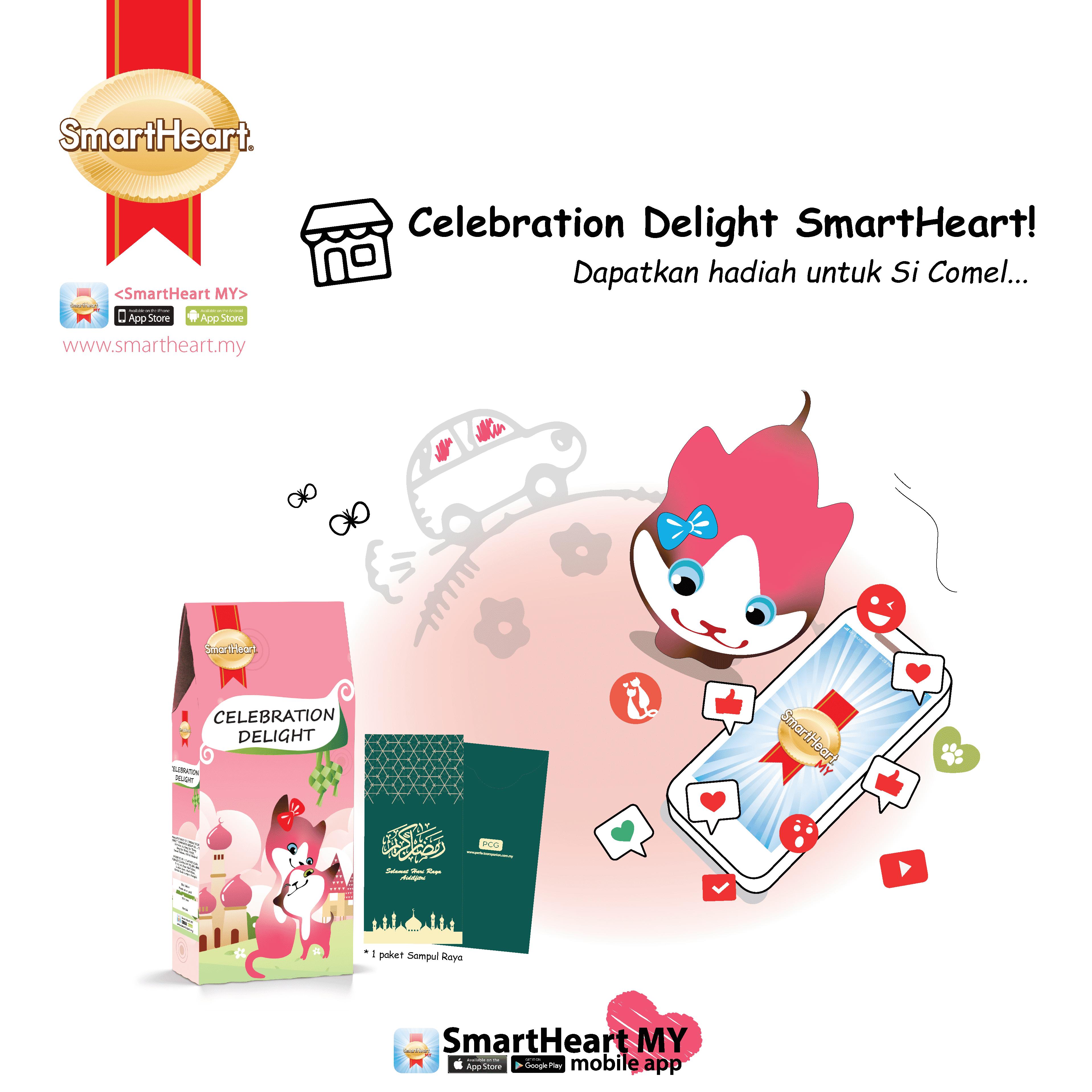 SmartHeart Celebration Delight