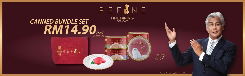 REFINE Canned Set (SH Online Shop Banner)